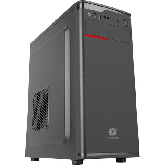 Go Gamer G19 AMD Ryzen 3 3100 8GB 240GB SSD RX 550 Freedos Masaüstü Bilgisayar