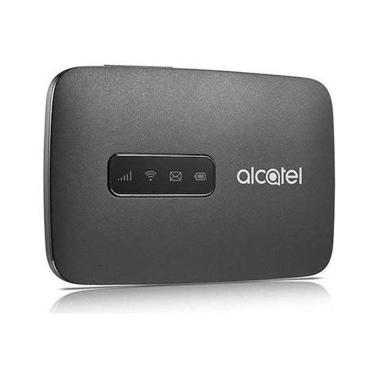 Alcatel Link Zone WINN WiFi 4G LTE MW40V-2AALTR1 Siyah