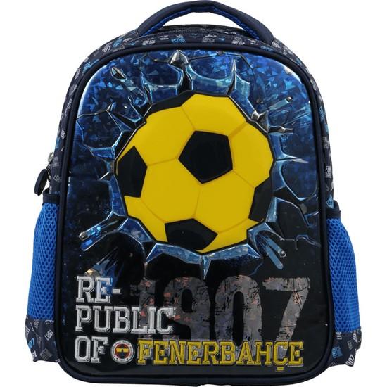 Fenerbahçe Anaokulu Çantası Brick Number One 3624