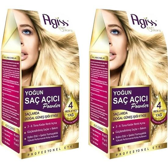 Agiss Saç Açıcı Powder X2