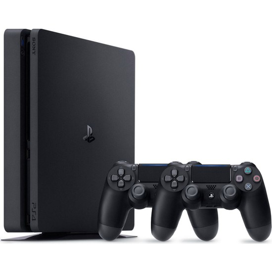 Sony Playstation 4 PS4 Slim 1TB 2 Kol (İthalatçı Garantili)