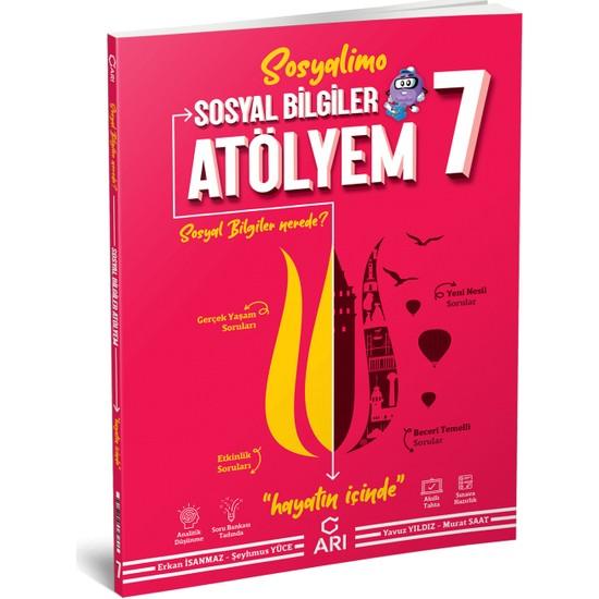 Arı Yayıncılık 7.Sınıf Sosyal Atölyem