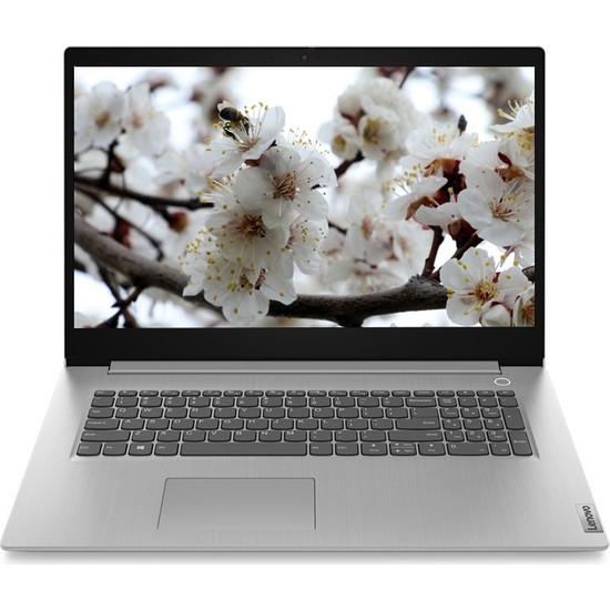 "Lenovo IdeaPad IP33 17IML05 Intel Core i7 10510U 8GB 512GB SSD MX330 Freedos 17.3"" Taşınabilir Bilgisayar 81WC007FTX"