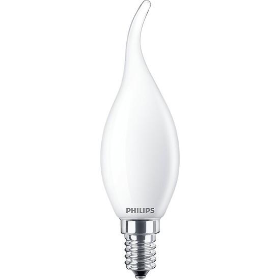 Pihilips Klasik Mum LED Ampul E14 2.2 W 250 Lm 2700 K - Sarı Işık