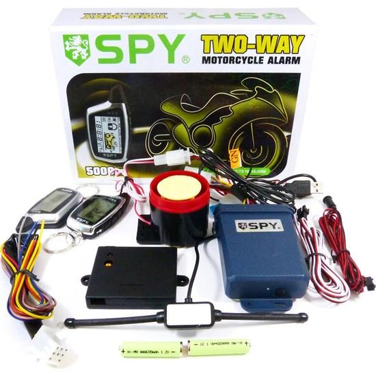 Spy 5000 M Akıllı Motosiklet Alarmı