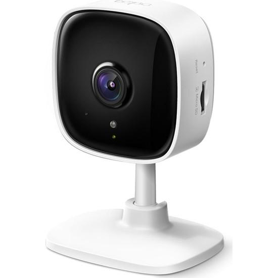 TP-Link Tapo C100 Full HD 1080p Gece Görüşlü 128GB Micro SD Destekli Wi-Fi Kamera