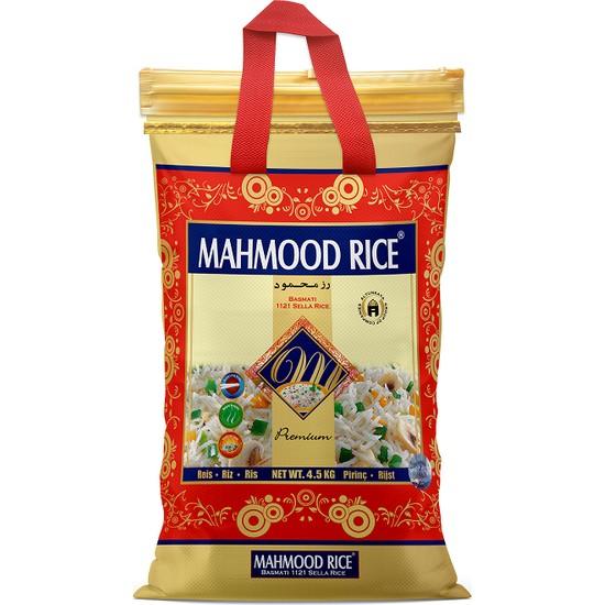 Mahmood Rice Basmati Pirinç 4,5 kg