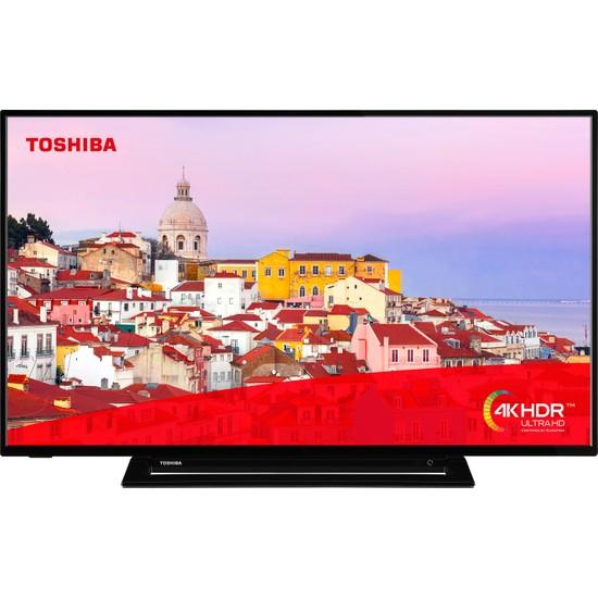 Toshiba 65UL3063DT 65'' 164 Ekran Uydu Alıcılı 4K Ultra HD Smart LED TV
