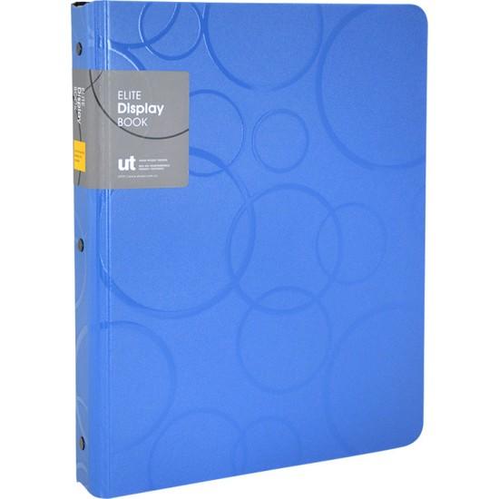 Shuter A4 Sunum Dosyası 60'lı Mavi