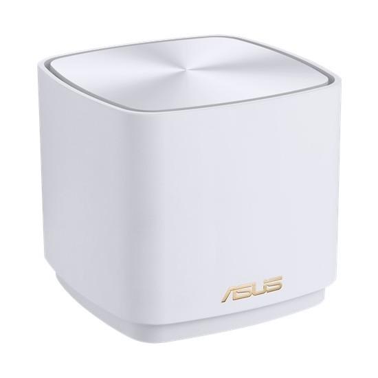Asus ZenWifi Mini XD4 - 3 Wi-Fi 6 DualBand - Gaming - Ai Mesh - AiProtection - VPN - Kablosuz Ağ Dağıtım Mesh Sistemi(Beyaz Üçlü Paket)