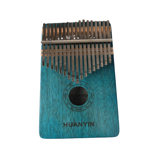 Huanyin CL17T-BL Pro Color Edition Kalimba