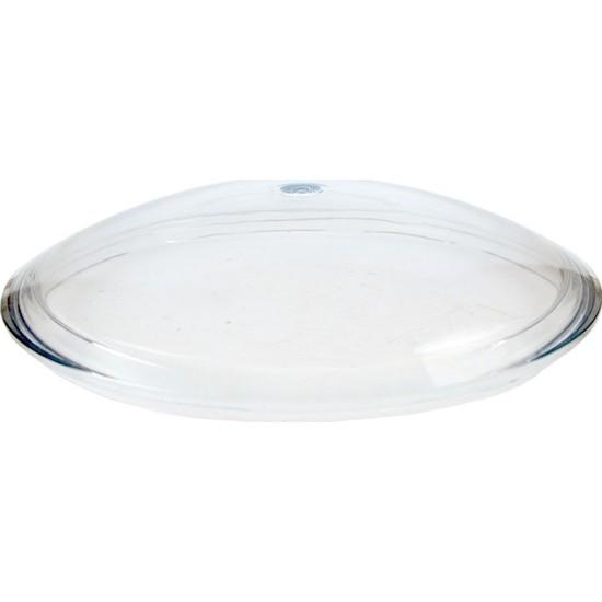Karaca Granit Tencere Için 26 cm Cam Kapak ve Kulpla Beraber