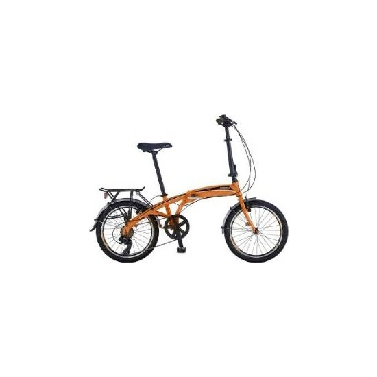 Salcano F100 16 Jant 6 Vites Katlanabilir Bisiklet