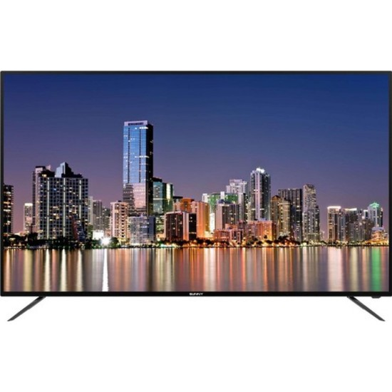 """Sunny SN55UIL402 55"""" 139 Ekran Uydu Alıcılı 4K Smart LED Tv"""