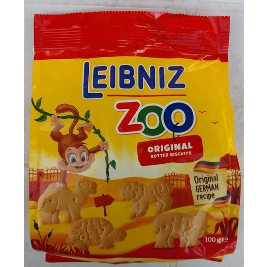 Leibniz Zoo Original Bisküvi 100gr