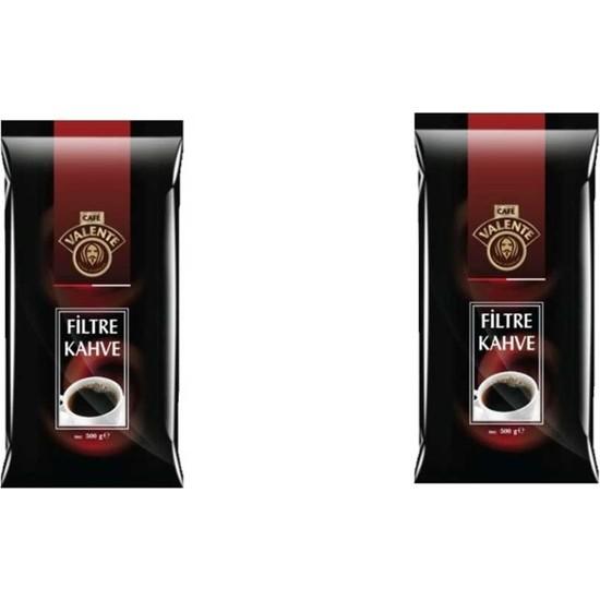 Cafe Valente Filtre Kahve 2 x 500 gr