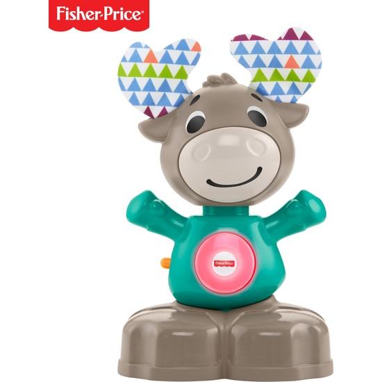 Fisher-Price Linkimals Müziksever Geyik Türkçe Müzikli Bebek Oyuncağı GJB18