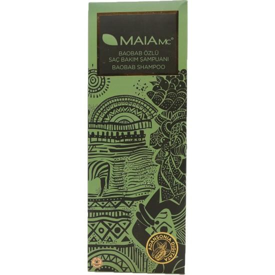 Maia Baobab Özlü Şampuan 330ml Maıa