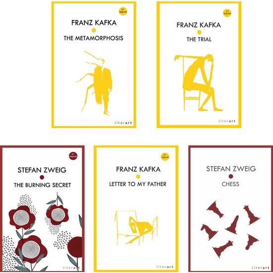Literart Ingilizce Klasik Roman 5'li Set 1 Ekitap İndir | PDF | ePub | Mobi