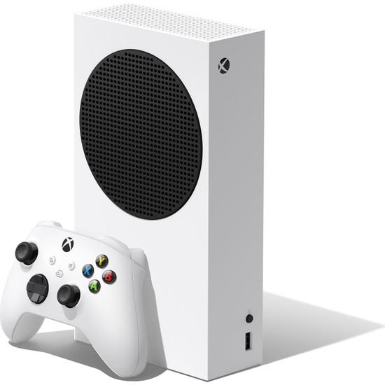Microsoft Xbox Series S Oyun Konsolu Beyaz 512 GB ( Microsoft Türkiye Garantili )