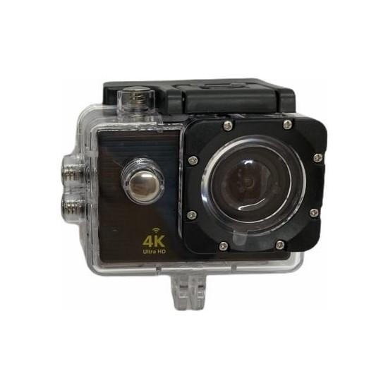 General Home Q9001 4K UHD Webcam Aksiyon Kamera