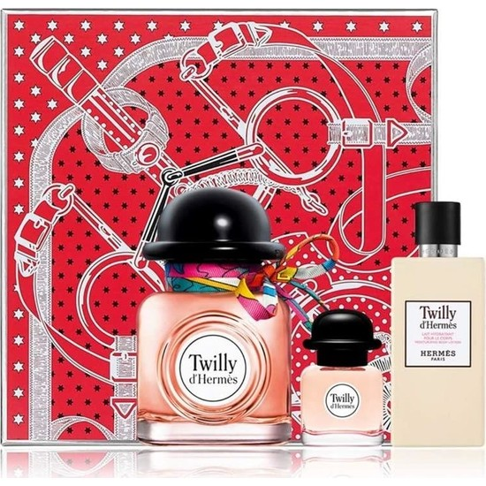 Hermes Twilly D'hermes Edp 85 ml Kadın Parfüm Set