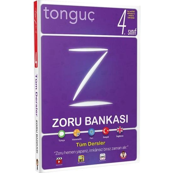 Tonguç Akademi 4. Sınıf Tüm Dersler Zoru Bankası