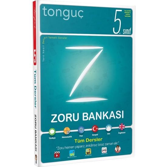 Tonguç Akademi 5. Sınıf Zoru Bankası Tüm Dersler