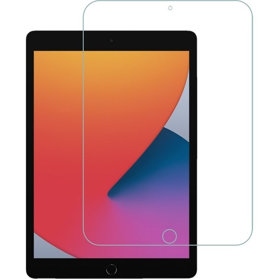 "Engo Apple iPad 8. Nesil 2020 10.2"" Tempered Ekran Koruyucu"