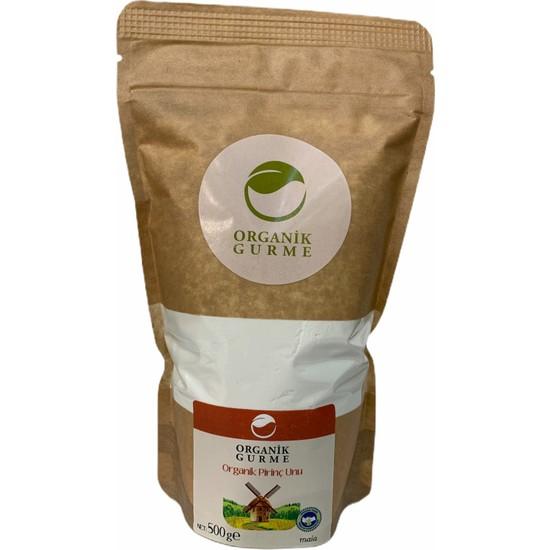Organik Gurme Serisi Pirinç Unu-Glutensiz 500 gr
