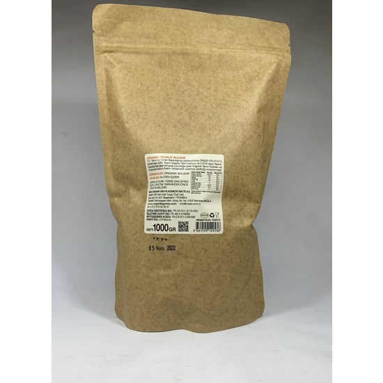 Organik Gurme Pilavlık Bulgur 1 kg