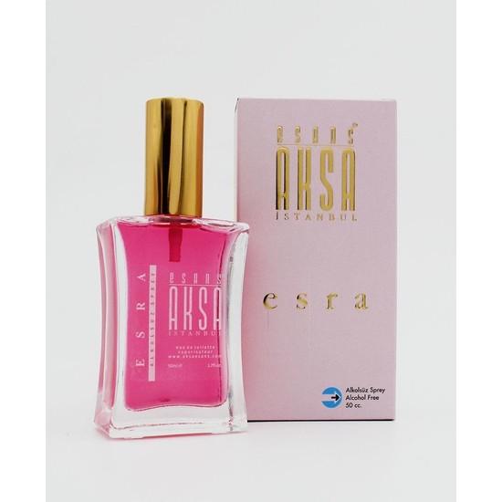 Aksa Esans Esra Edt 50 ml Kadın Parfüm
