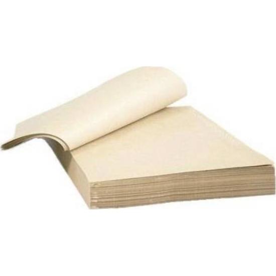 Ambalaj Atölyesi 40x60 cm 170 adet (2 kg) 3.Hamur Ambalaj Kağıdı