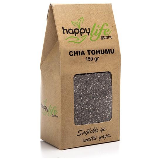 HappyLife Chia Tohumu 150 gr