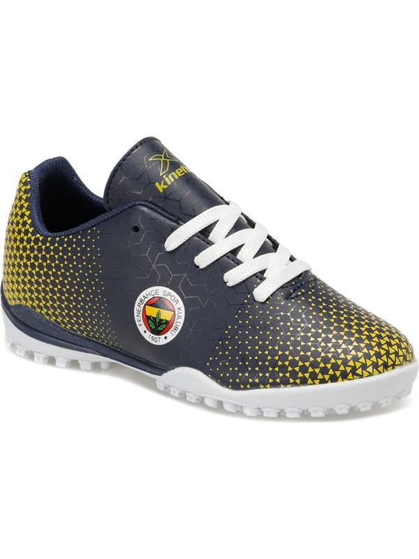 Kinetix Baros Turf Fb Sarı Erkek Çocuk Halı Saha Ayakkabısı