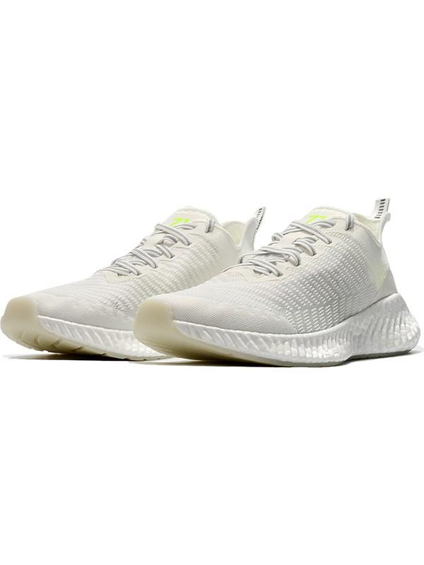 Yukka Treeperı 018 Dış Işık Stil Koşu Ayakkabısı - Beyaz