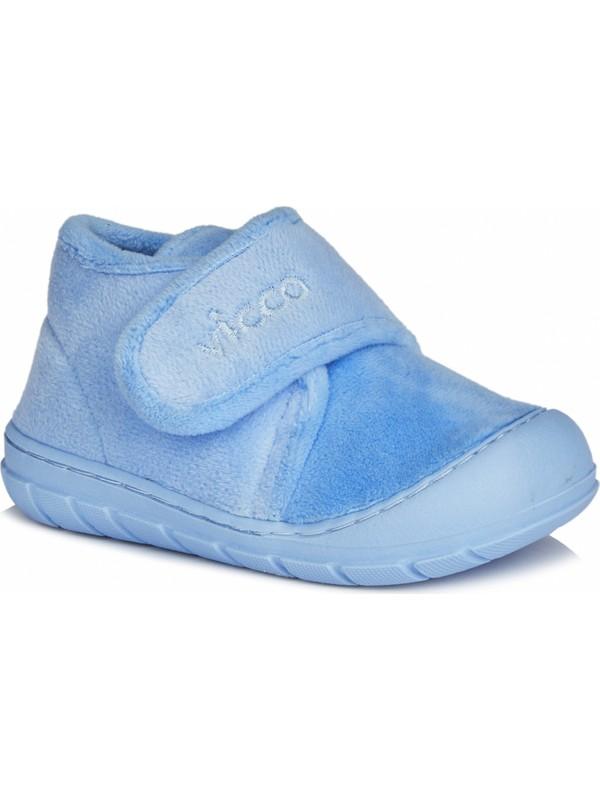 Vicco Color Erkek İlk Adım Mavi Panduf