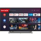 """Toshiba 50UA3A63DT 50"""" 127 Ekran Uydu Alıcılı 4K Ultra HD Android Smart LED TV"""