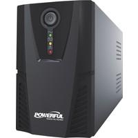 Powerful PL-1000 1000VA Line Interactive Ups Kesintisiz Güç Kaynağı