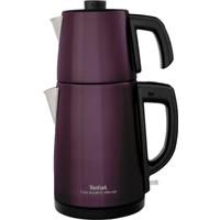 Tefal Tea Expert Deluxe Mor1650 W Çelik Demlikli Çay Makinesi