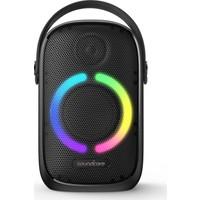 Anker Rave Neo 50W Kablosuz Bluetooth Hoparlör - IPX7 - 18 Saate Varan Çalma Süresi - TWS Party Speaker - Ses Bombası - A3395