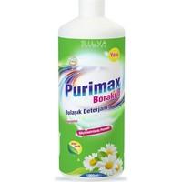 Silva Purimax Borakslı Elde Yıkama Bulaşık Deterjanı 2020