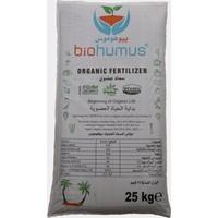 Biohumus Organik Bitki Besin Gübresi 25 kg 10'lu