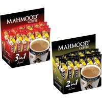 Mahmood Coffee 2'si 1 arada ve 3'ü 1 arada 48 x 2