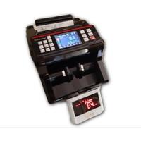 HunterTec Karşık Para Sayma Makinesi Sahte Para Tespit Siyah