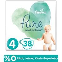 Prima Pure Bebek Bezi 4 Beden 38 Adet