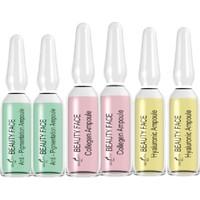 Beauty Face Collagen Serum + Beauty Face Leke Serum + Beauty Face Hyaluronic Nemlendirici Serum