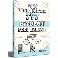 Benim Hocam Yayınları 2021 TYT Biyoloji Soru Bankası - Dilek Kuvvet