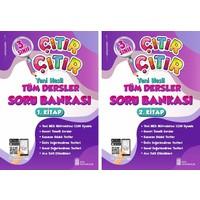 Ata Yayıncılık 3. Sınıf Çıtır Çıtır Tüm Dersler Soru Bankası Set 1 ve 2. Kitap (1 ve 2. Dönem)