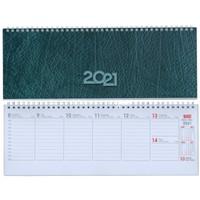 Keskin Color 2021 Haftalık Spiralli Masa Ajandası Aj-65 12 x 33 cm
